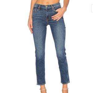 GRLFRND Naomi American Pie High Rise Jeans